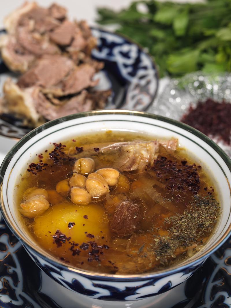 Mutton shurpa - prepare a masterpiece of oriental cuisine 93