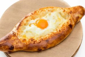 khachapuri is ready