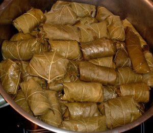 Tolma Armenian cuisine