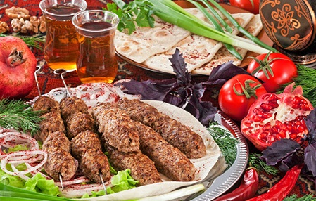 Dishes of Azerbaijani cuisine